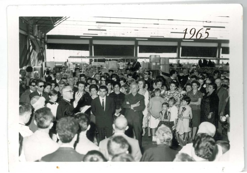 Calzaturificio Adelio - factory inauguration
