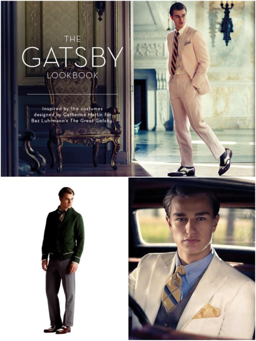 The Great Gatsby's style