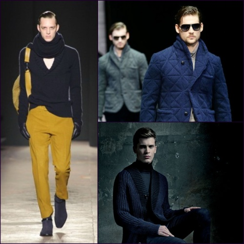Trend colore FW13-14: blue